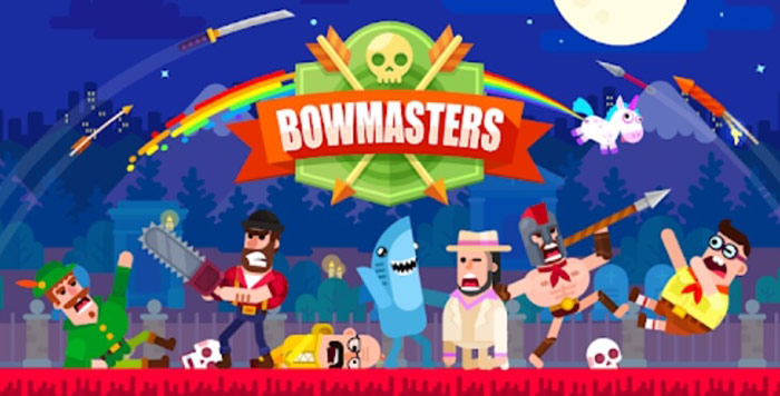 Download Bowmasters Hack Free Gems Without Jailbreak