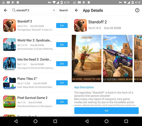 Download Standoff 2 Mod For Unlimited Ammo On Android