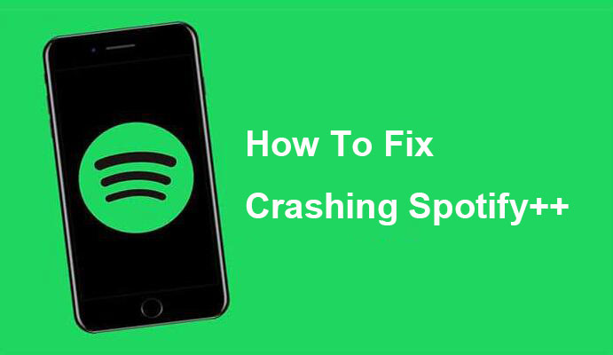 How To Fix When Spotify++ Crashed?