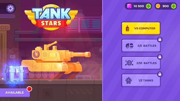 Download Tank Stars Hack iOS With Unlimited Money