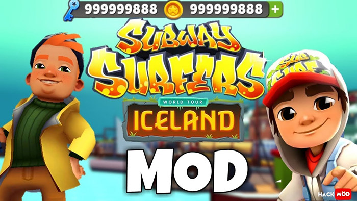 Download Subway Surfers Mod Apk For Unlimited Coins & Keys