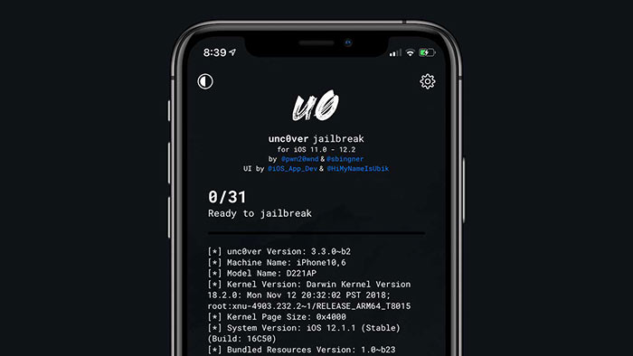 Unc0ver jailbreak updated for iOS 12 0-12 2 With Cydia