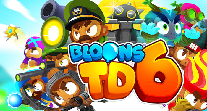 Free Download Bloons TD 6 Mod Apk For Unlimited Money & Powers & Coins