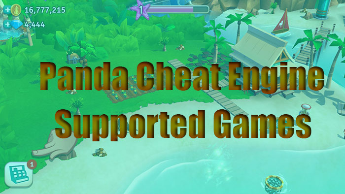 Which Games Do Panda Cheat Engine Support?