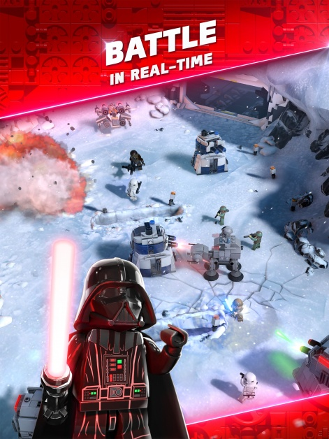 LEGO Star Wars Battles
