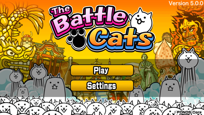 The Battle Cats Hack The Meow Wars Are On The Horizon