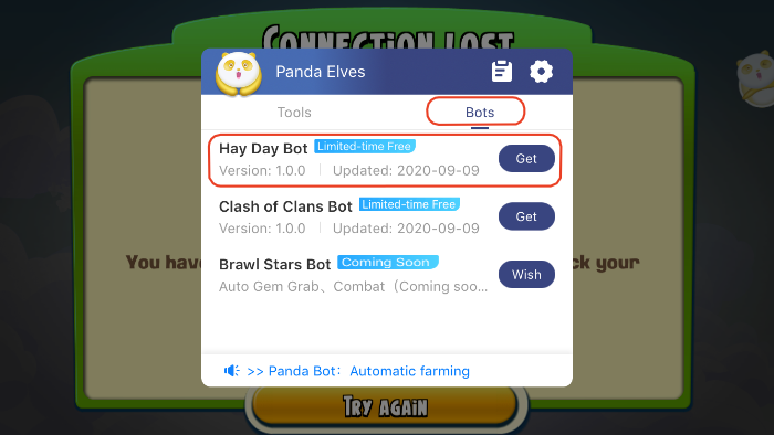 Hay Day Bot for iOS
